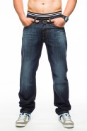 Spodnie Jeans - Vankel - Model 582