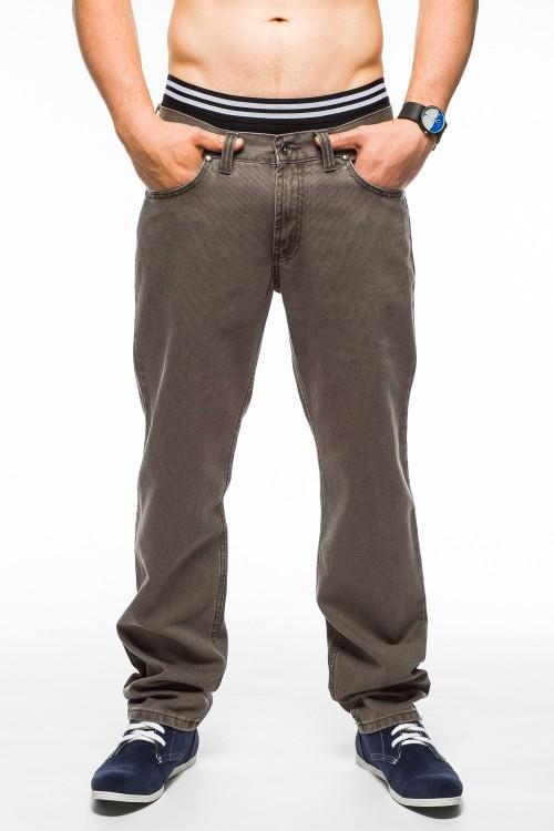 Spodnie bawełniane - Vankel - Model 585A