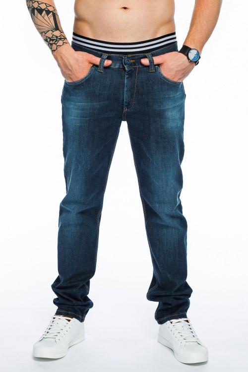 Spodnie jeansowe - Vankel - model 638