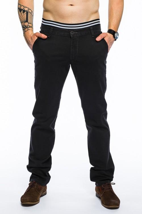 Spodnie bawełniane - Stanley Jeans - 411/042