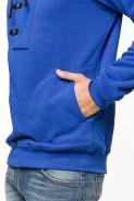 bluza-meska-z-latami-wstawki-skorzane-slim-fit-chabrowa