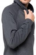 Bluza Komin - stójka  - Japan Style - antracyt