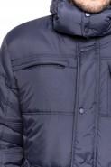 Kurtka męska zimowa - gruba puchowa pikowana - 7250C