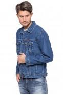 Kurtka męska - jeansowa - Stanley Jeans - 111