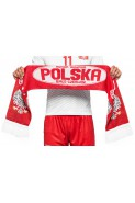 Szalik reprezentacji - szal kibica reprezentacji Polski - Polska gola