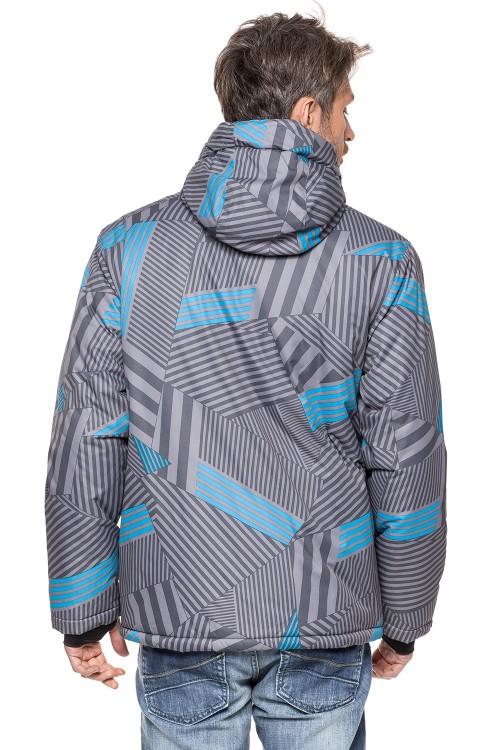 Kurtka męska zimowa - narty - snowboard - 1149G