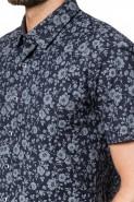 Koszula męska - krótki rękaw -