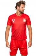 polska-koszulka-kibica-pilkarska-lewandowski-czerwona
