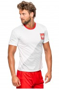 polska-koszulka-kibica-pilkarska-gladka-biala