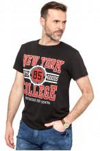 Koszulka męska - Tshirt - Retro Car - czarna