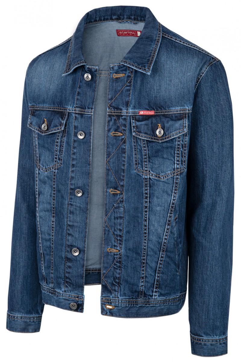 Kurtka męska jeansowa Stanley Jeans 108 Betrendy.pl