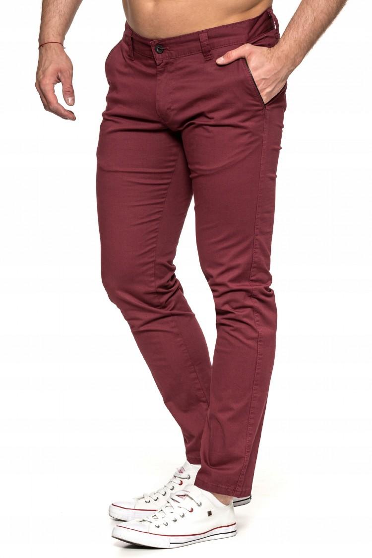 Spodnie bawełniane - Vankel - Model 011