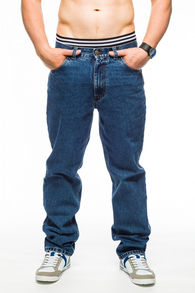 Spodnie jeansowe - Stanley Jeans - 400/001