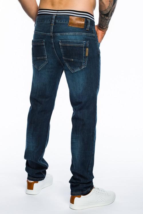 Spodnie jeansowe - Vankel - model 620 82-104L32