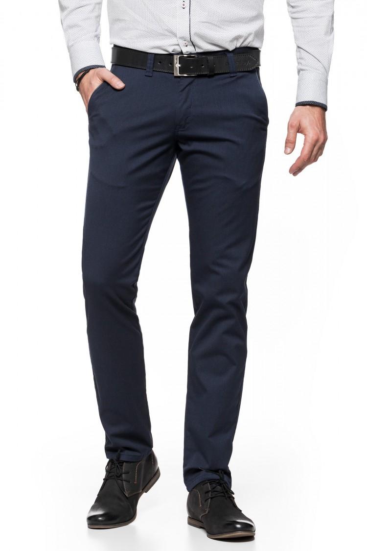 Spodnie bawełniane Vankel Model 026