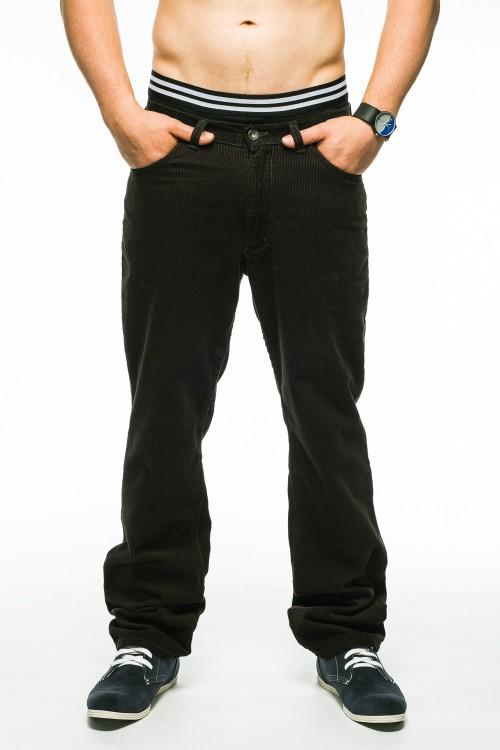 Spodnie sztruksowe - Stanley Jeans - 405/007